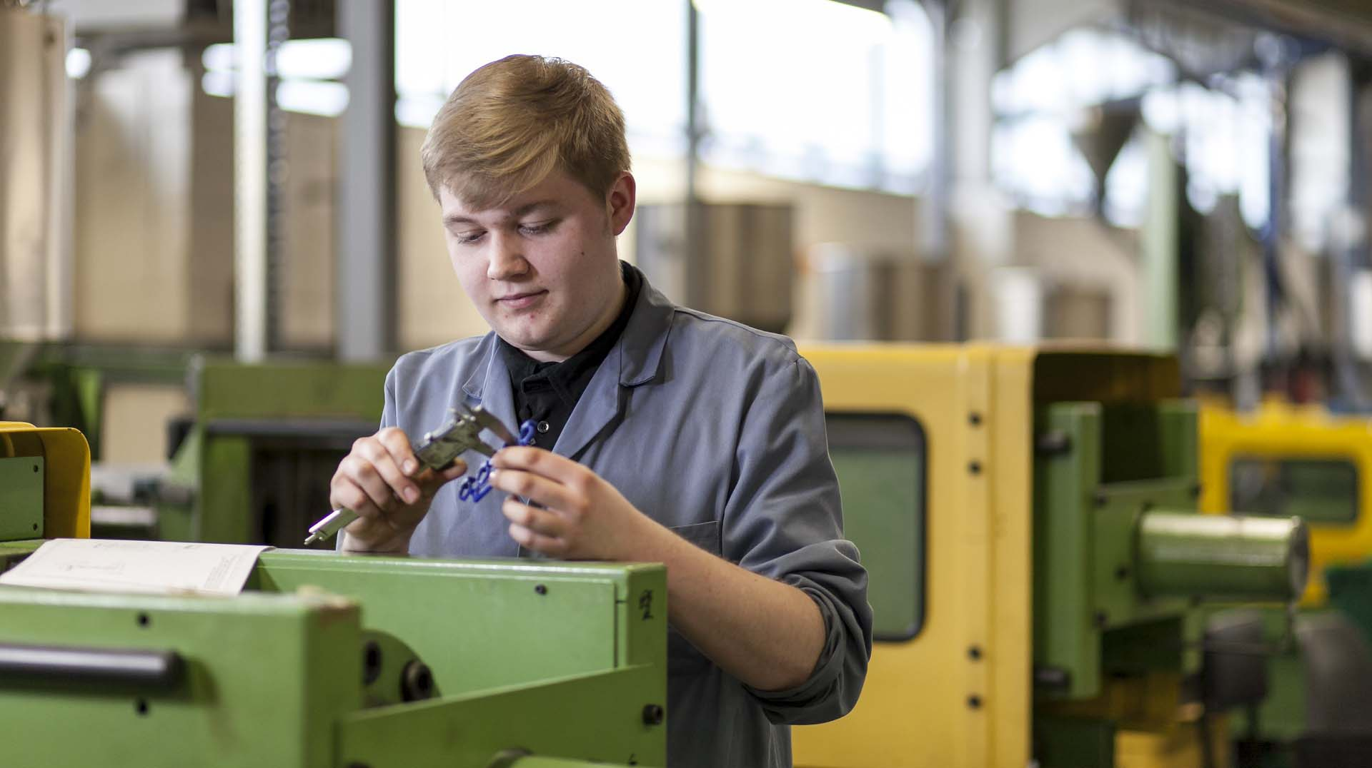 Apprenticeships Banner - Engineering