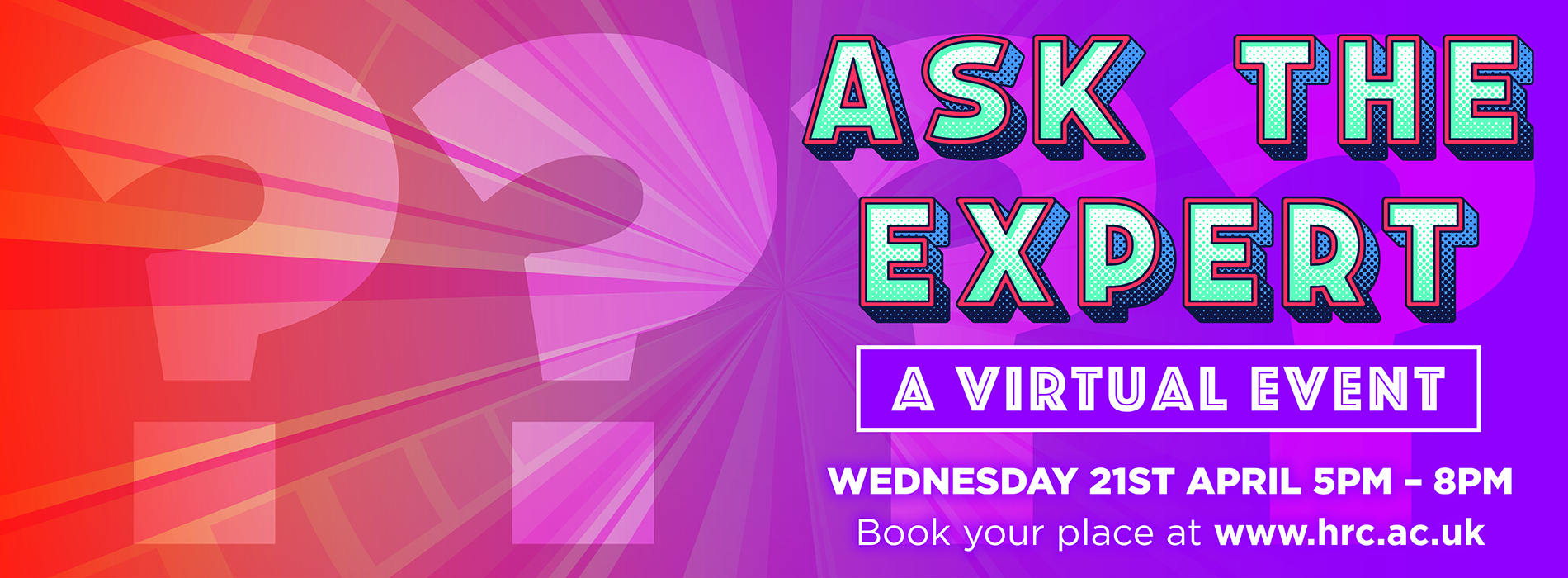 Virtual Ask The Expert 1900 by 700