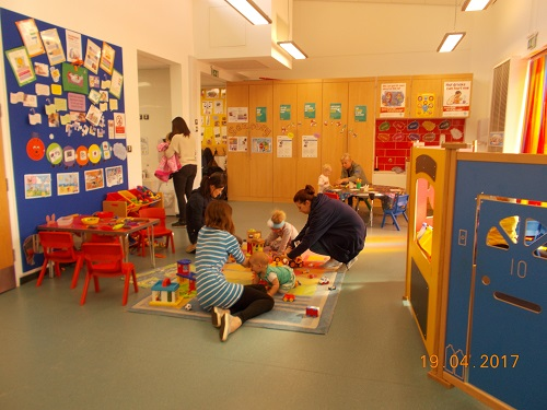 Hertford and Villages Children's Centres