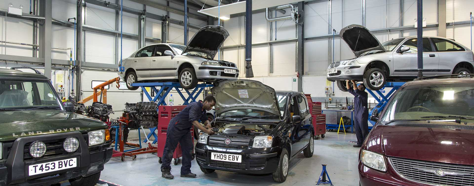 Full Time Motor Vehicle Imi Level 1 Diploma In Vehicle